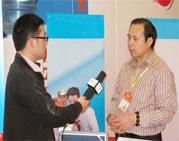 CCTV-2中央电视台采访董事长